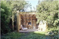 """If you have a garden and a library you have everything you need."" -Marcus Tellius Cicero"