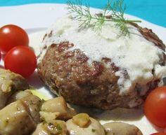 Salsa rosa marroquí - Receta original de myTaste Salsa Rosa, Hot Salsa, Meatloaf, Baked Potato, Dips, Beef, Ethnic Recipes, Food, Creative