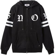 Snob Gothic Logo Hoodie Zipup (Black) Hipster Hip Hop Urban Street Kpop Fashion  http://www.beststreetstyle.com/snob-gothic-logo-hoodie-zipup-black-hipster-hip-hop-urban-street-kpop-fashion/