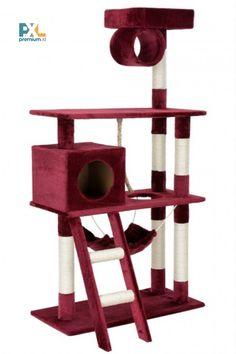 Obdarujte svého domácího mazlíčka skutečným kočičím rájem. Může si na něm skvěle odpočinout, protáhnout a hrát se, procvičit a naostřit si své drápky. Sisalovým vláknem omotaný škrábací strom a visící provázky se postarají o dostatek podnětů pro zábavu vašeho čtyřnohého společníka. Wine Rack, Storage, Furniture, Home Decor, Purse Storage, Decoration Home, Room Decor, Larger, Home Furnishings
