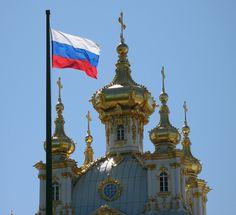 St. Petersburg - 14 (Peterhof), via Flickr.