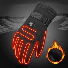 Do you suffer from cold fingers?😰❄❄ Then the Heated Action Glove is what you need🔥🔥 3-heating modes to provide comfortable warmth. The heating element puts the heat where you need it most🌞 In the palm and up the fingers and thumb.✋ You feel the heat directly!🔥 40% Off Today🔥 Keep Warm, Warm And Cozy, Cold Fingers, Press The Button, Cycling Accessories, Snowboards, Heating Element, Hand Warmers, Suits You