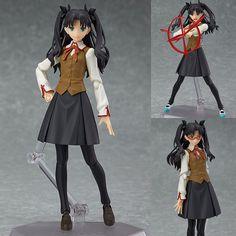 Figma 257 Rin Tohsaka 2.0 Fate/Stay Night Anime Figure Max Factory  PRE-ORDER