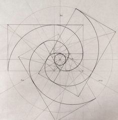 spirals are are balance in motion, Golden Ratio, Fibonacci Number and Sacred Geometry Math Art, Crop Circles, Art Graphique, Grafik Design, Geometric Shapes, Sketches, Painting, Drawings, Solar System