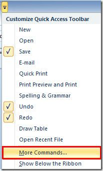 Addictive tips in microsoft word