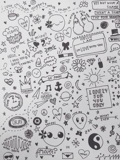 Imagini pentru cosas tumblr para dibujar
