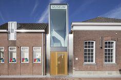 Entree en interieur Museum Maassluis vernieuwd - PhotoID