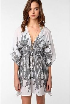 UrbanOutfitters.com | Billabong Luna Cover-Up - StyleSays
