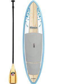 Paddle board! Grey owl paddle ($148) & Jimmy Styks board ($795) - MEC.ca