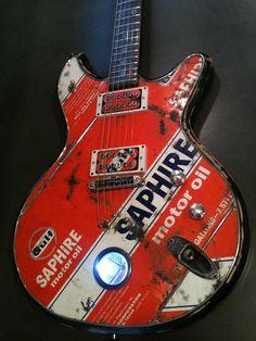 Seymour Duncan guitar