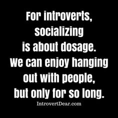 True & if too many days in a row, I become very grumpy & irritated with people in general Infj Type, Intj And Infj, Introvert Quotes, Introvert Problems, Infj Personality, Myers Briggs Personality Types, John Maxwell, Ambivert, Coaching
