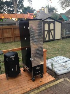 10 Simple And Inexpensive Diy Meat Smokers Around The
