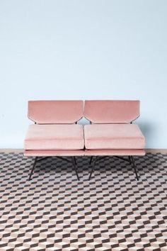 Elettra Lounge Chair by Arflex