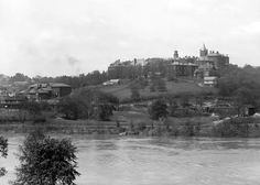1900 UT Campus #Tennessee #Vols #Knoxville #football