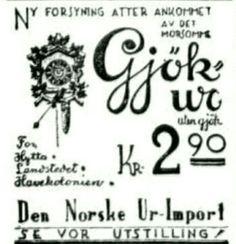 1932 Gjøkur