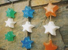 STAR SOAPS  Handmade star soap  Star soap by StarSoapsbyIvana