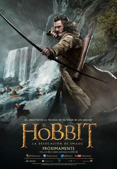 Beautiful New Character Posters & TV Spots For 'The Hobbit: The Desolation Of Smaug'