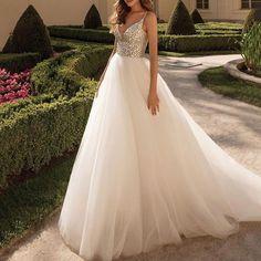 Bridesmaid Dresses, Wedding Dresses, Ball Gowns, Flower Girl Dresses, V Neck, Formal Dresses, Fashion, Bridesmade Dresses, Bride Dresses