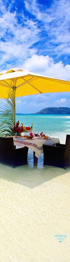 Hilton Bora Bora Nui Resort | LOLO❤︎