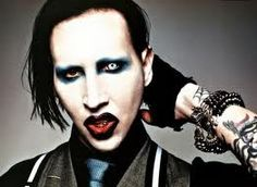 Farker Fireproof Shared This Makeup Model In The Fark Thread Marilyn Manson Voted Creepiest Celebrity Dethroning Long Time Incumbent Woody Allen