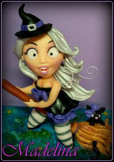 MADELINA: striga - witch