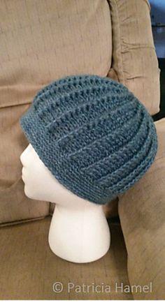 a7f1391a70c966 Ravelry: Swirl Beanie, free crochet pattern by Patricia Hamel, hat, #haken