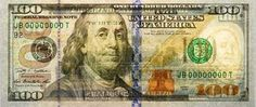 USD Security features: feel the texture of the bill; compare the bill with another of the same denomination and series; notice the relative flatness and lack of detail on the fake bill, look carefully at the printing quality; look for colored fibers in the paper; examine the serial numbers; look for security features in all denominations, except the $1 and $2. http://www.currencymeeting.com/securityUSD.php
