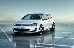 2012 Golf GTI Concept Volkswagen