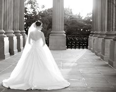 This is my sister-in-law's bridal portrait... and it came up in the top ten images for a google search! How cool!