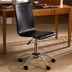 Levenger Chair | Levenger - Morgan Desk Chair customer reviews - product reviews - read ...