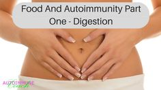 You can eat the most nutritionally dense, top quality food but if your digestive system is not fully functioning you will never reap the benefits.