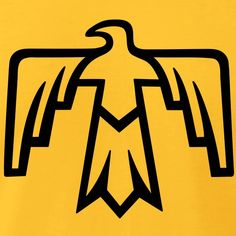 Native+American+Indian+Symbol+for+Love | Thunderbird Native Symbol Totem T Shirts