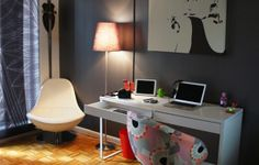 IKEA Share Space - a web site where Ikea customers upload photos of their spaces. Great for ideas.