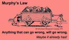murphy's law technology - Google Search