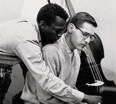 Miles Davis & Bill Evans