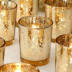 Glittering, Glimmering, Glistening Gold For Everyone on Your List | ShopStyle Notes