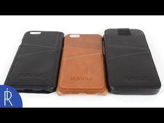 KAVAJ Cases für das iPhone 6 und 6S: Dallas, Tokyo, Miami!