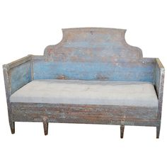 Swedish Gustavian Sofa   From a unique collection of antique and modern sofas at http://www.1stdibs.com/furniture/seating/sofas/