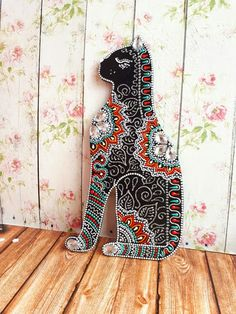 Cat Gifts, Cat Lover Gifts, Gift For Lover, Cat Lovers, Key Wall Decor, Diy Gifts For Men, Egyptian Cats, Black Cat Art, Cat Mandala