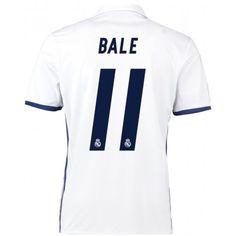 7e6b752fe859b Camiseta de Bale del FC Barcelona 2016 2017 Home Madrid 2016