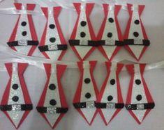 gravata pet em eva natal