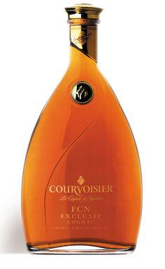 A bespoke cognac bottle for the Asian duty free market.