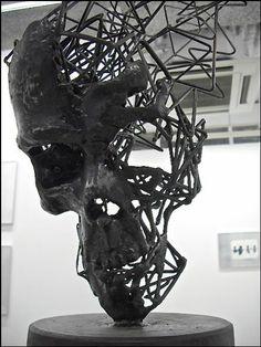 Japanese modern artist Tomohiro Inaba