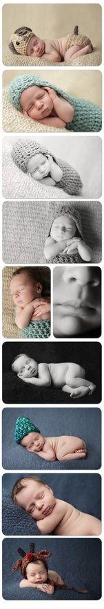 newborn boy--- love the puppy :)