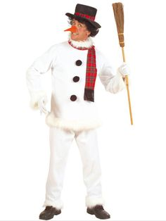 Snowman Costume (Coat Pants Hat Scarf Nose) A Perfect outfit for Winter and Christmas. Snowman Costume for Fancy Dress Ideal for Christmas themed party or adult fancy dress For Carnival and occasions. This costume includes Coat Pants Hat Scarf Nose. Snowman Costume, Snowman Party, Christmas Costumes, Christmas Themes, Halloween Costumes, Christmas Snowman, Christmas Fancy Dress, Ugly Christmas Sweater, Adult Fancy Dress