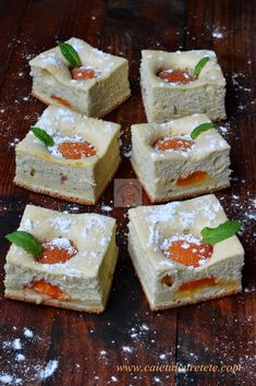Nectar de caise - CAIETUL CU RETETE Romanian Desserts, Deserts, Good Food, Easy Meals, Dairy, Sweets, Cheese, Cake, Recipes