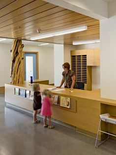 Mt. Hood Community College Early Childhood Center,© Lincoln Barbour