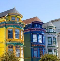Painted ladies in SF?