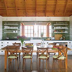 Prettty farm kitchen table set
