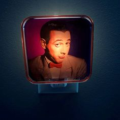 POP Lites are the perfect way to illuminate your love for your favourite pop culture icons, and add some fun nostalgic charm to your home or workspace. These decorative plug in night lights are handmade in my home using a process I developed of casting image transparencies in